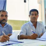 Firma De Convenios: Descuentos en servicios termales para los asociados de la Cooperativa 127 Hectáreas