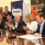 El EPROTEN firmó un convenio de cooperación con Salud y Desarrollo Social