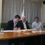 Termas de Copahue firmó convenios con profesionales de Río Negro y La Pampa