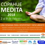 Copahue Medita 2018 – del 2 al 9 de Febrero. Te esperamos!