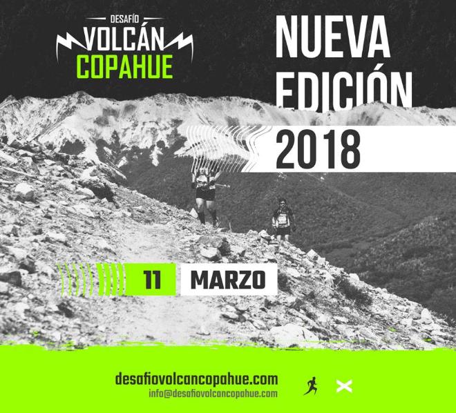 desafio volcan copahue 2018