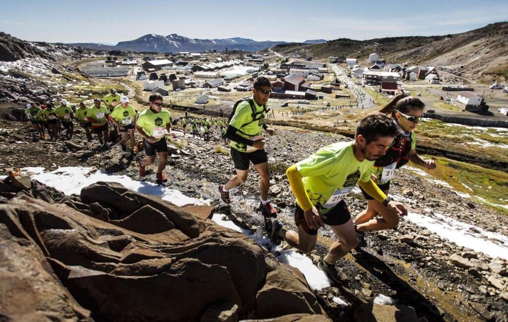 participantes desafio volcan copahue