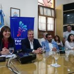 La Ministra de Turismo Marisa Focarazzo dió lugar al lanzamiento de la Temporada Termal 2018/2019