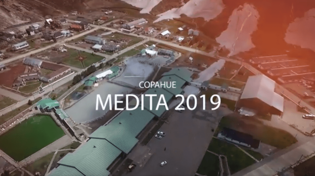 video de copahue medita 2019