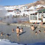 """""""Termas Nevadas"""", una nueva propuesta de Copahue para este invierno"""