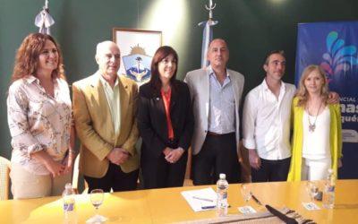 Ahora: Presentan en Buenos Aires la Temporada Termal de Copahue 2019/2020