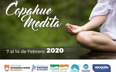 Cronograma Copahue Medita 2020