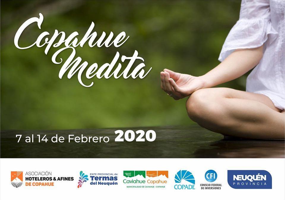 Copahue medita edición 2020
