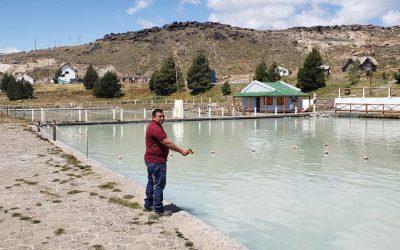 Nuevo equipamiento para controlar la temperatura de las lagunas termales