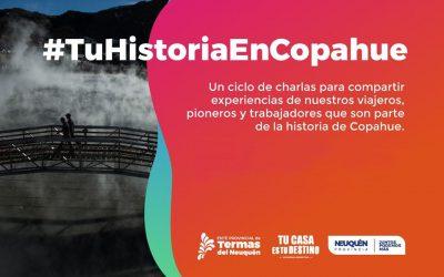 Nuevo ciclo de charlas: Tu historia en Copahue