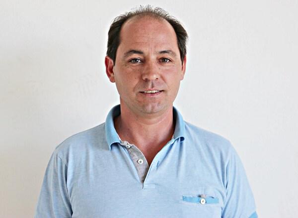 Hugo Volpe Intendente Caviahue